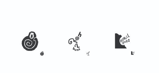 Howell Buns Logos