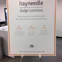 Hayneedle Sign