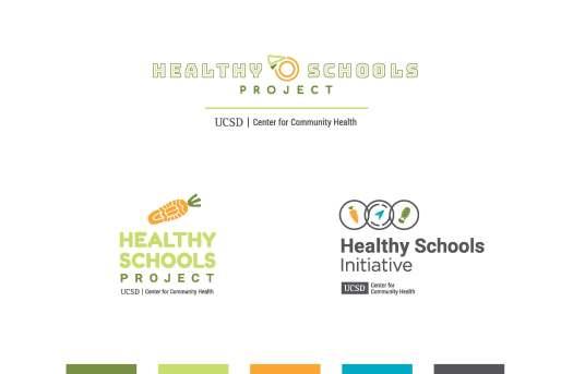 UCSD_Healthy Schools_Logo-Concepts_Presentation