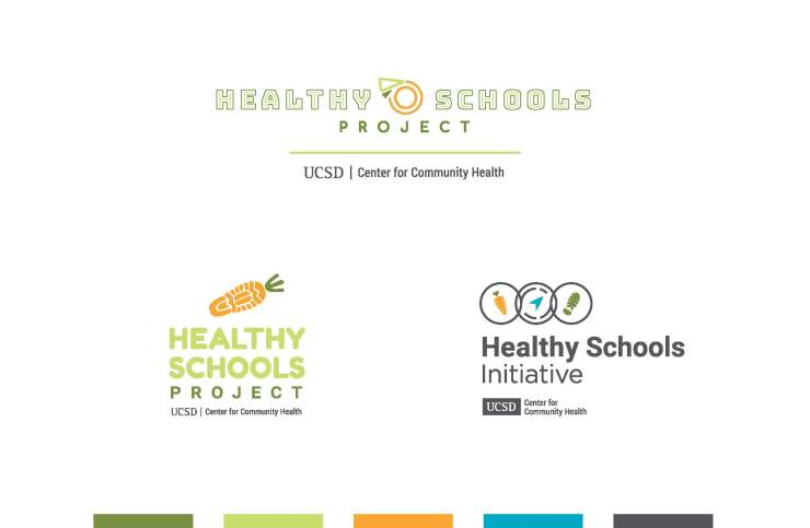 UCSD_Healthy Schools_Logo-Concepts_Presentation